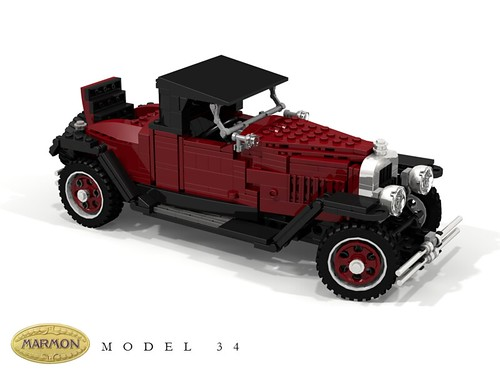 Marmon Model 34 Roadster (1924)