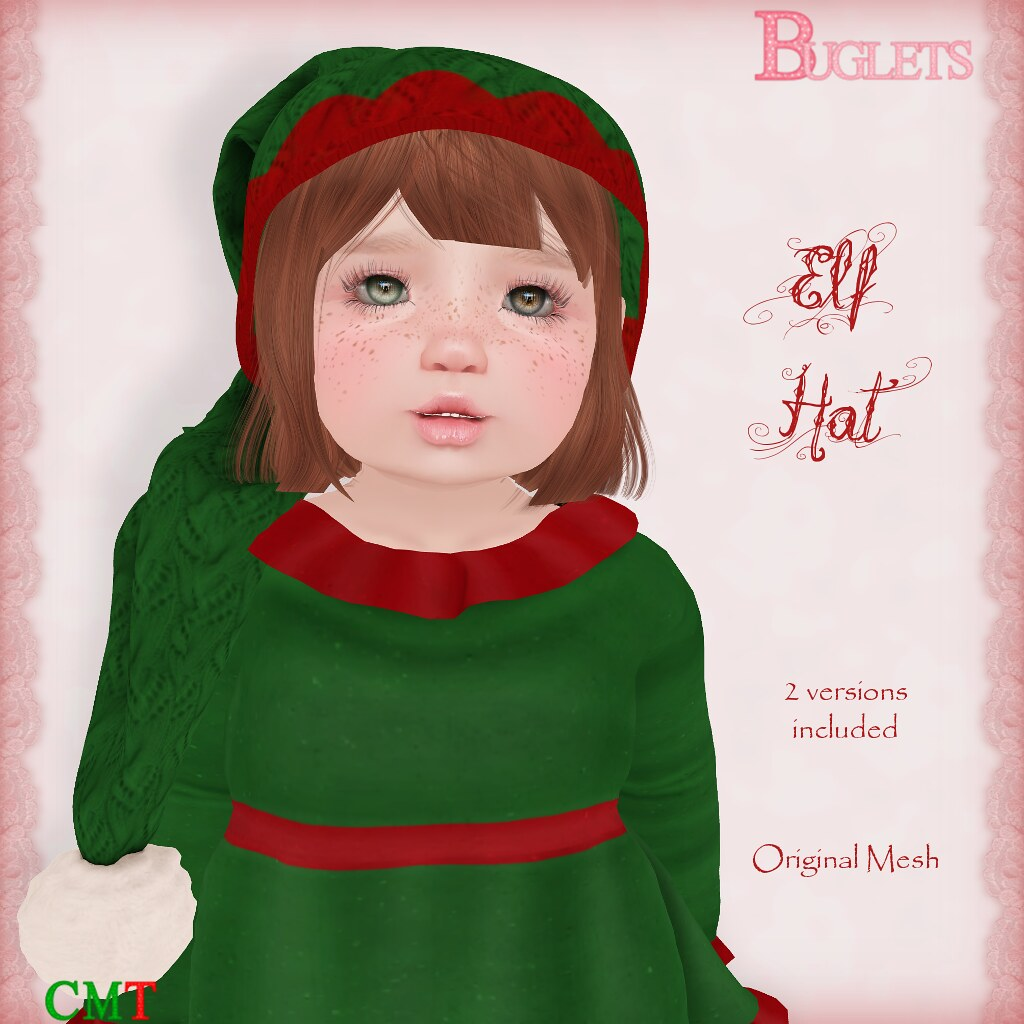 Elf Hat AD - TeleportHub.com Live!