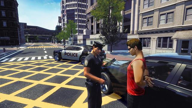 Policijski simulator 18 - Uhićenje soje