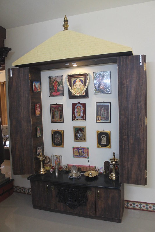 An Interior Designer Shares Over 10 Pooja Room Mandir