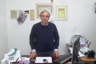 Noicattaro. Consigliere Rocco Pignataro front