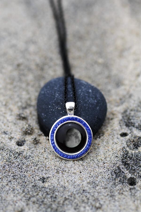 Custom Birthstone Necklace For Mom