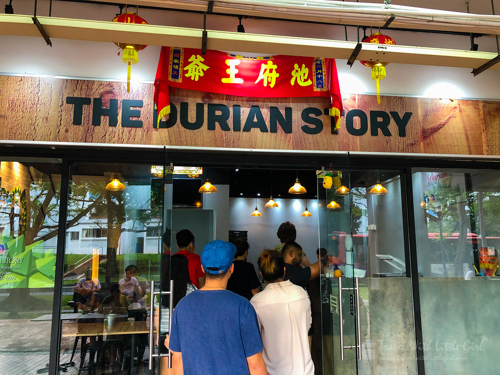 The Durian Story, Singapore