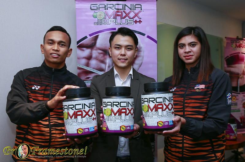 Produk Minuman Tambahan Garcinia Maxx