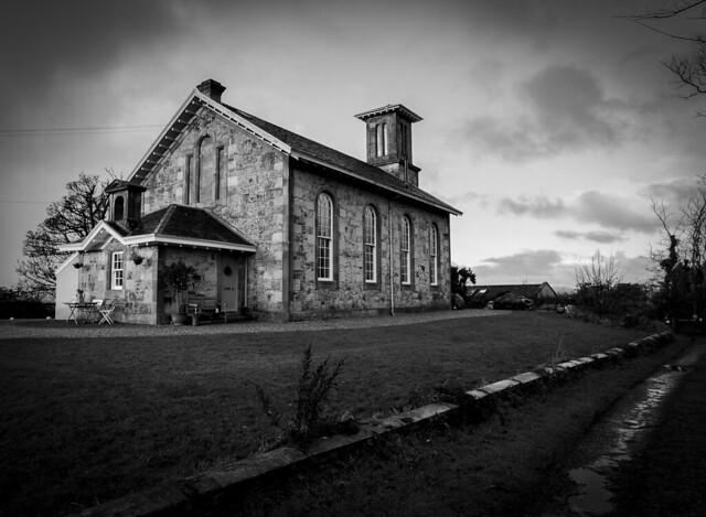 Ascog church, Canon EOS 7D, Canon EF 14mm f/2.8L II USM