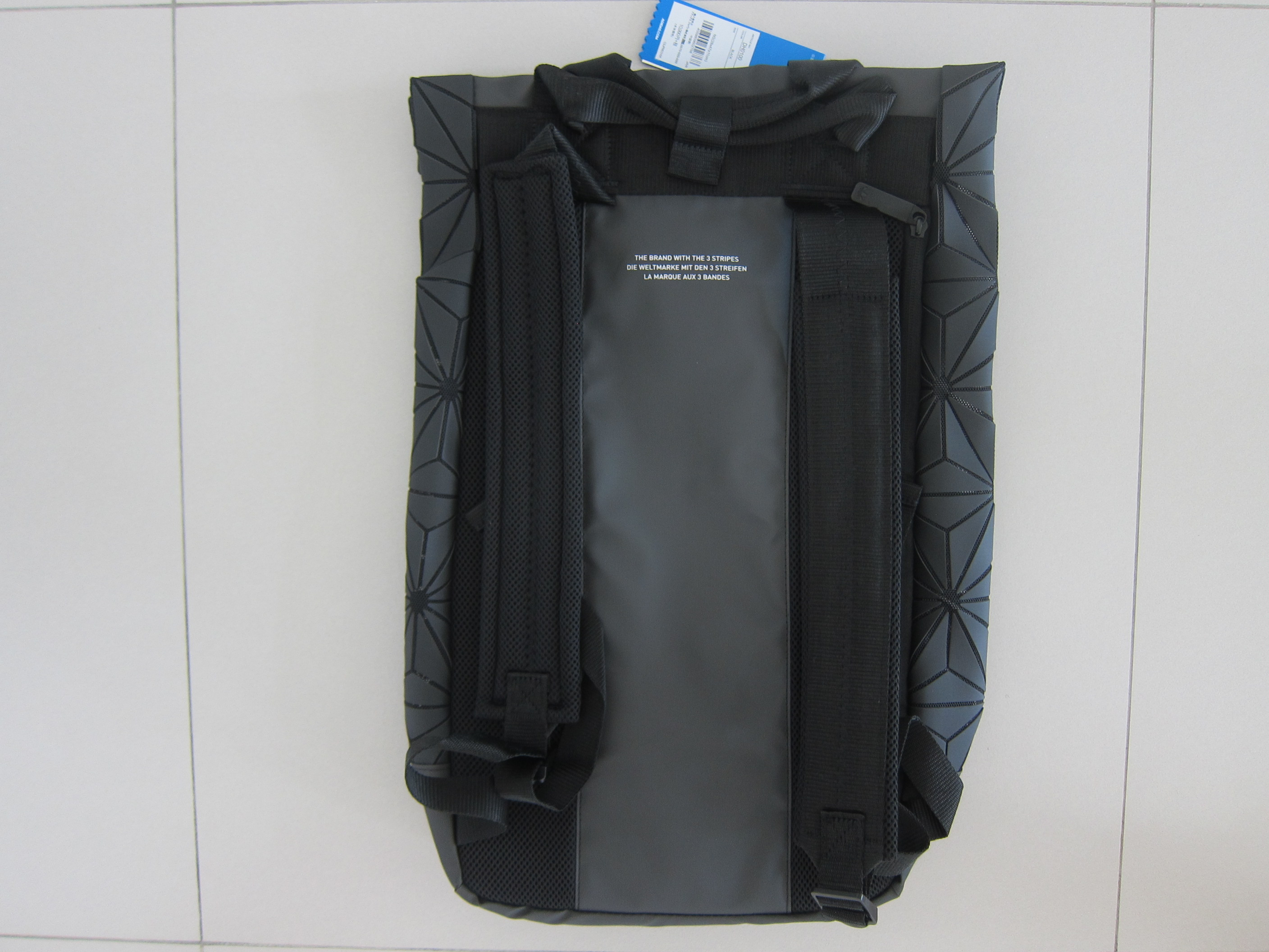 41a2e8beb0 Adidas Issey Miyake 3D Roll Top Backpack « Blog