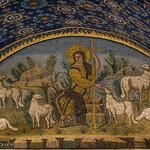 Mosaico del Buon Pastore - Galla Placidia - Ravenna