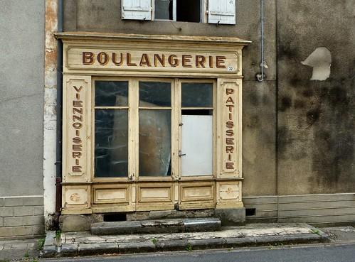 La Rochebeaucourt-et-Argentine - Boulangerie