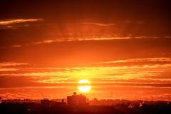 Sunrise, Ocean Parkway