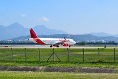 Avianca Brasil Airbus A320-214 PR-OBB RioGaleão