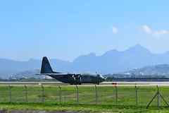 Força Aérea Brasileira Lockheed C-130H Hercules FAB 2471 RioGaleão