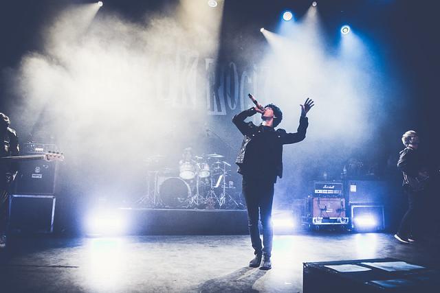 One Ok Rock - O2 Empire - 13/12/2017