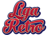 Logo Liga Retro