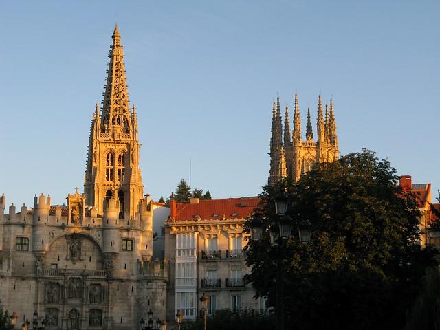 Donnerstag, den 3. September: Burgos → Hornillos del Camino
