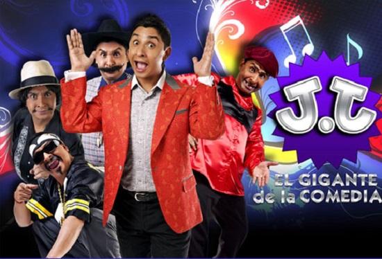 JJ El Gigante de la Comedia / Teatro Diana