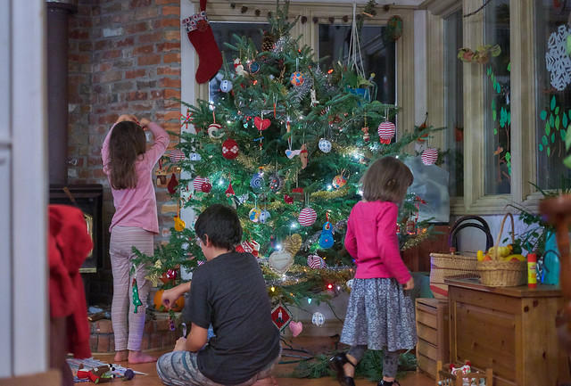 Почему к нам не ходит Санта