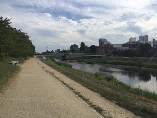 鴨川, the place I miss the most.