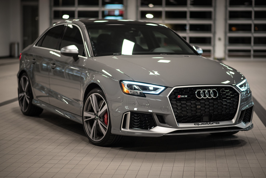 2018 Audi Rs3 By Brad White On Flickr