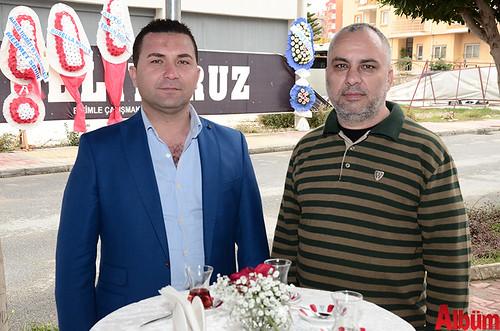 Musa Tuncer, Murat Çakal