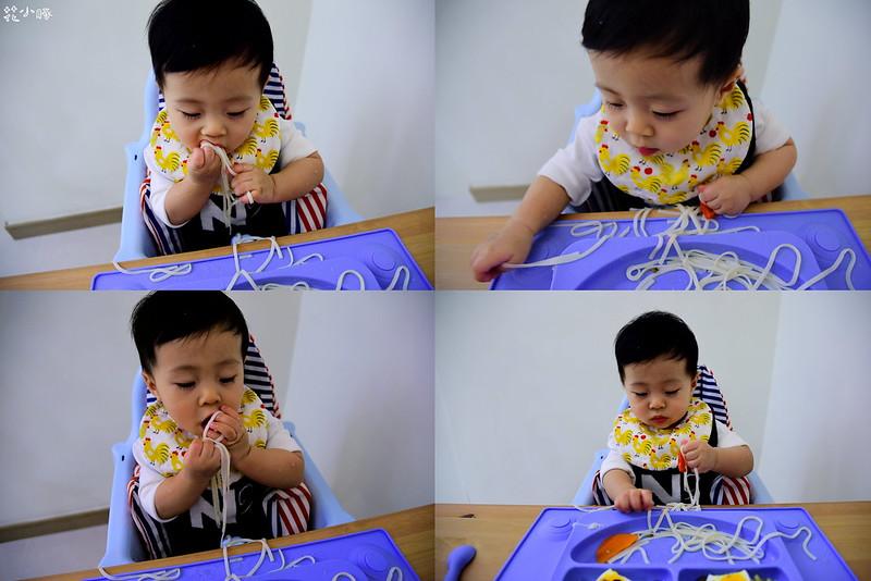 easymat餐盤防拔嬰兒餐具吸盤嬰兒餐具推薦嬰兒副食品餐具推薦EasyMat防滑矽膠餐盤 (14)
