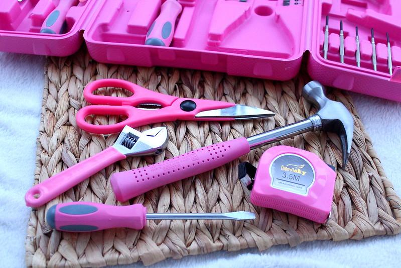pinkki työkalusto