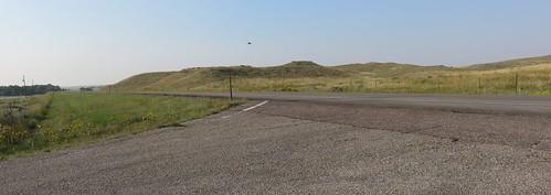 High Plains Landscape (Jay Em, Wyoming)