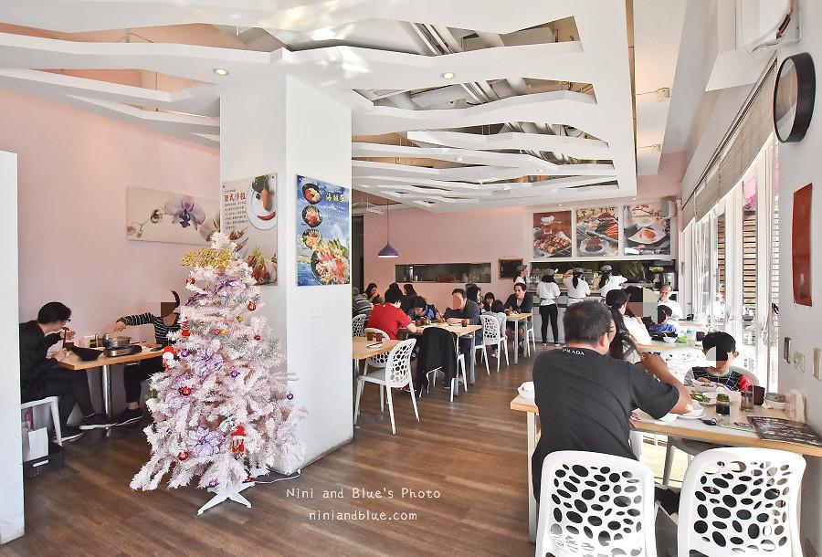 台中北屯雲鳥日本料理34