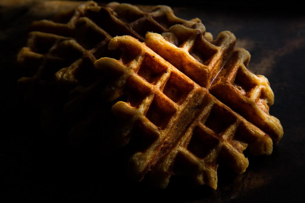 masa waffles