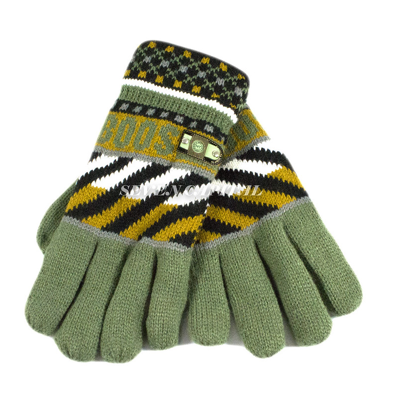 Planet Sox Stretchy Magic Knit Mittens Gloves