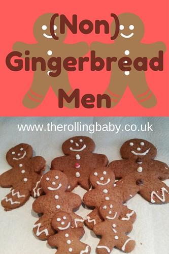 (Non) Gingerbread Men
