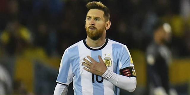 Sepakbola Hutang Kepada Lionel Messi