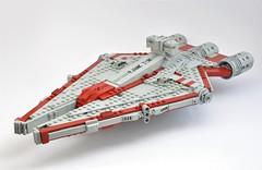Star Wars Ring Worlds Arquitens Class Light Cruiser Flickr