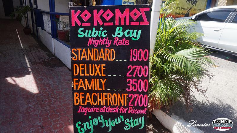 Kokomos Hotel & Bar