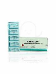 LASMALIN 2,5MG TAB