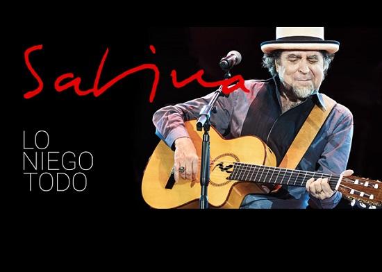 Joaquin Sabina / Auditorio Telmex.