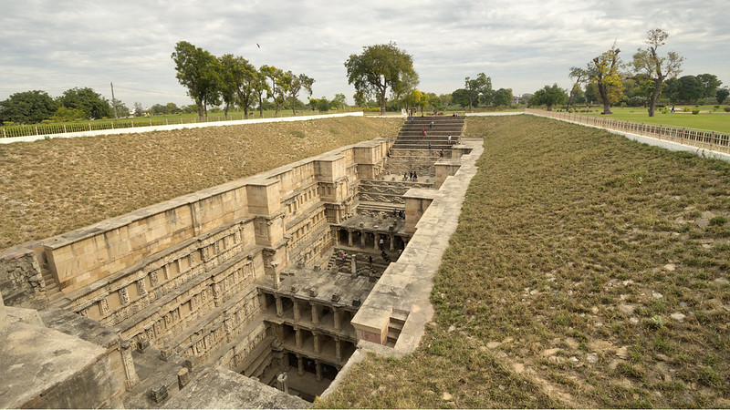 Rani-ki-Vav (the Queen's Stepwell) at Patan, Gujarat