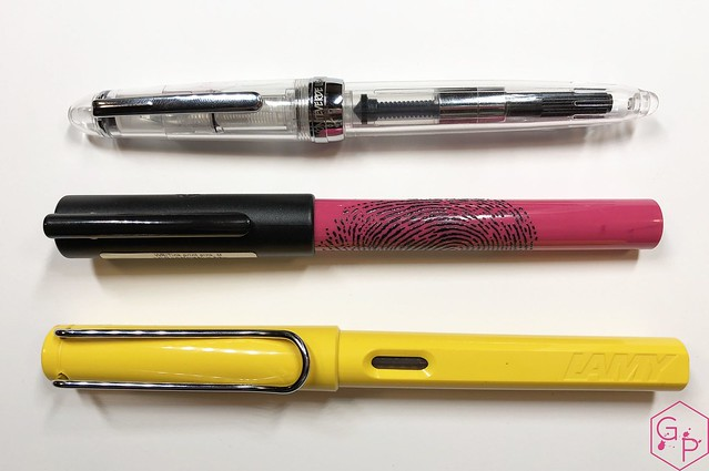Review @FaberCastell WritINK Fountain Pen @GoldspotPens 1