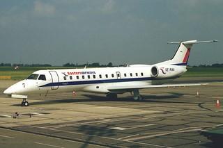 SE-RAA, Eastern Airways (City Airline), Norwich (EGSH/NWI), 19/03/2003