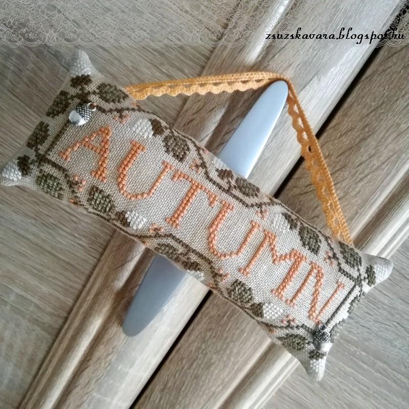 autumn, cross stitch, acorn, tina woltman (3)