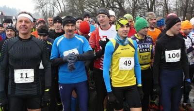 Silvestrovský běh ve Zlíně vyhrál Navrátil