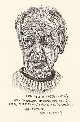 Fred Beckey (1923-2017)