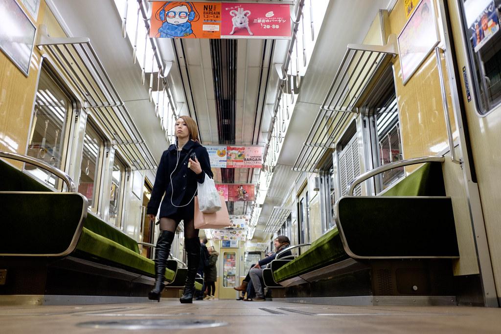 阪急京都線 2017/12/28  201X7009879