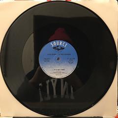 CHUCK BROWN & THE SOUL SERCHERS:GAME SEVEN(RECORD SIDE-B)