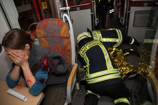 Manv100 Als Unangekundigte Alarmubung Im Hochtaunuskreis