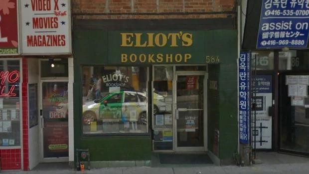 Eliot's Bookshop