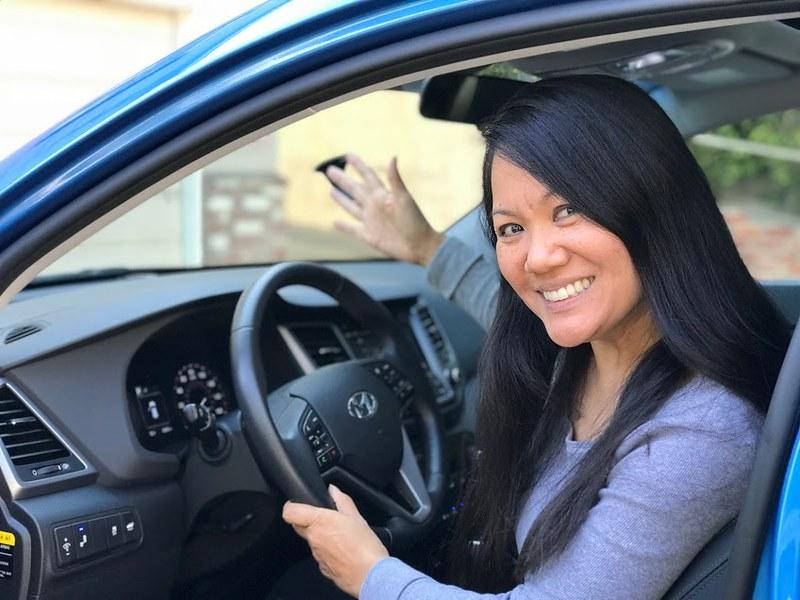 2017 Hyundai Tucson compact crossover