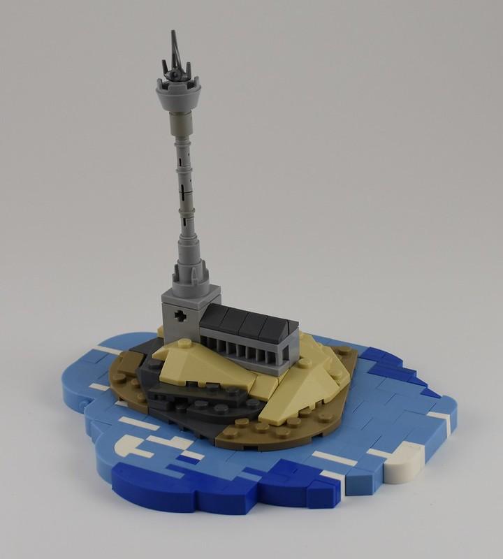 MOC microscala - Island Tower