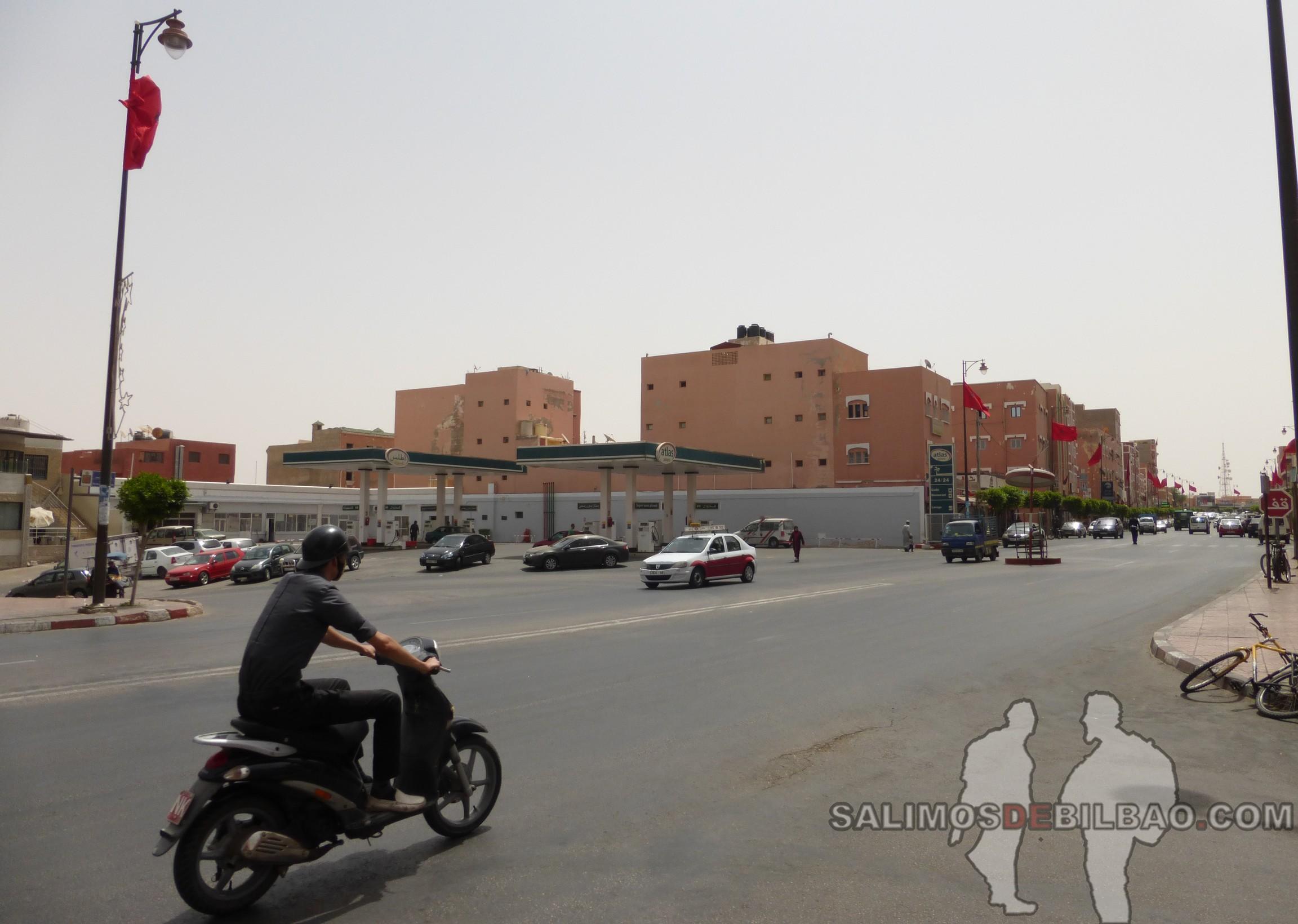 259. Gasolinera, Laayoune