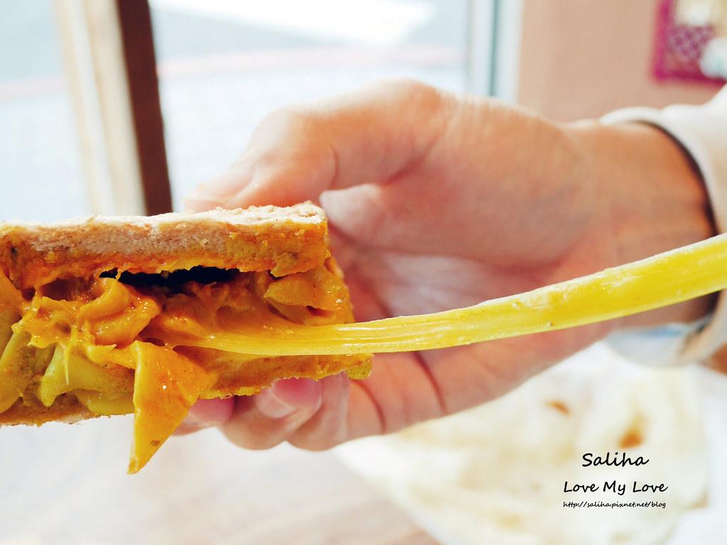 3 idiots toast curry 三個傻瓜印度蔬食大安店 (25)