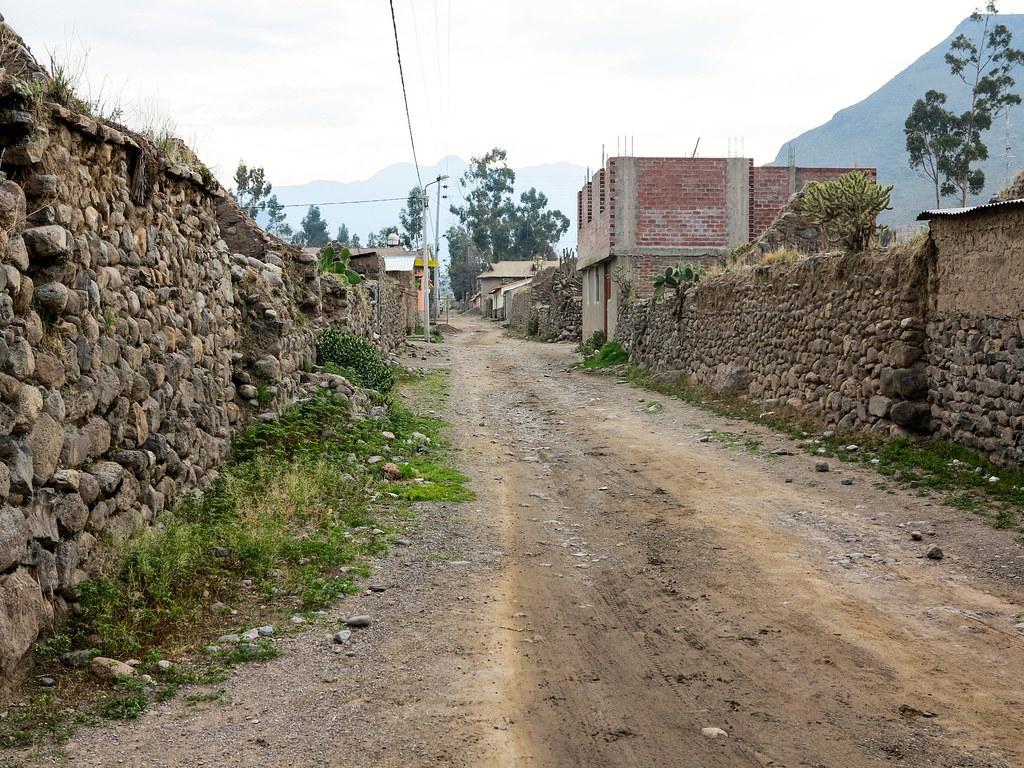 Calles de Yanque